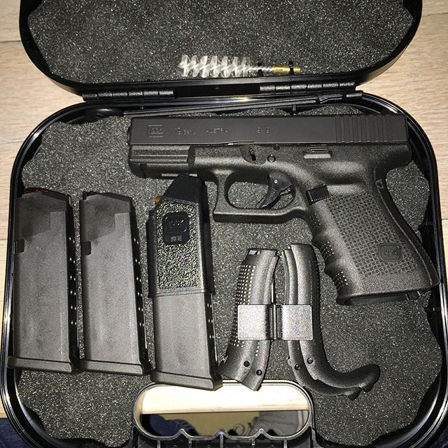 Glock 19 Gen4 9*19mm for Sale